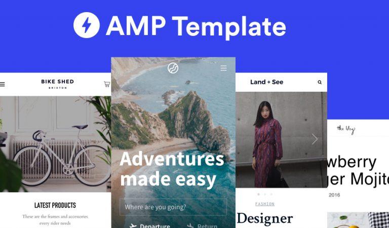 AMP templates