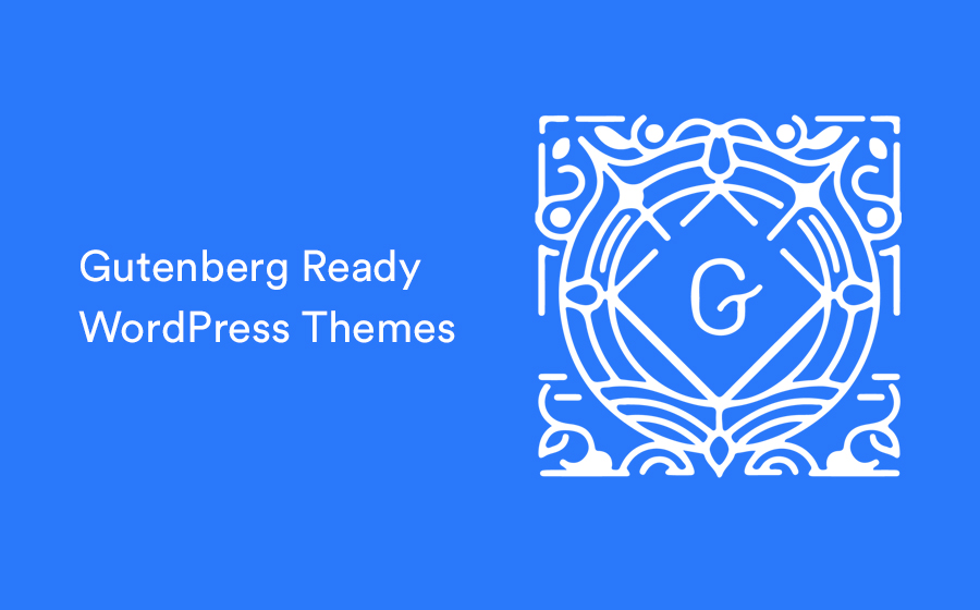 Gutenberg-ready WordPress theme