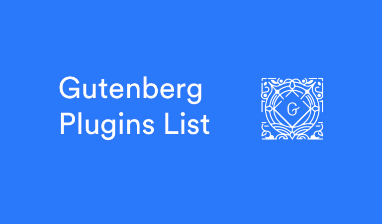 wordpress gutenberg plugins simple and powerfull