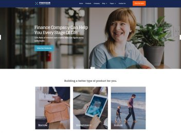 50+ Free Bootstrap Responsive Website Templates - Ease Template