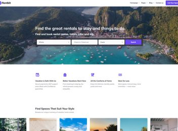 directory & listing bootstrap theme